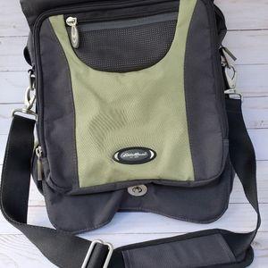 Eddie Bauer crossbody travel bag